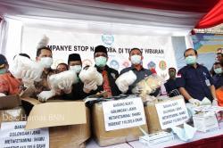 Hati-hati Ini Trik Bandar Narkoba Seludupkan Sabu ke Indonesia