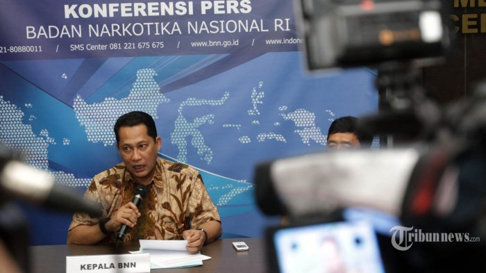 Tak Ada Alasan Kalah dari Gembong Narkoba, BNN Sarankan Pihak Lapas Minta Bantuan TNI dan Polri