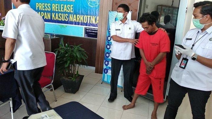 Nelayan Ditangkap BNNP Kepri di Perairan Batam karena Bawa Sabu, Baru Diberi Uang Muka Rp 500 Ribu