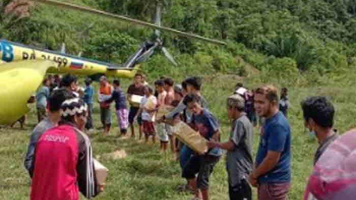Lebih dari 100 Ton Bantuan Didistribusikan ke Wilayah Terisolir Gempa Sulbar