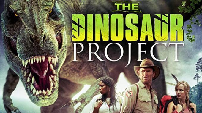 Sinopsis The Dinosaur Project: Ancaman Dinosaurus saat Ekspedisi di Kongo, Tayang Malam Ini