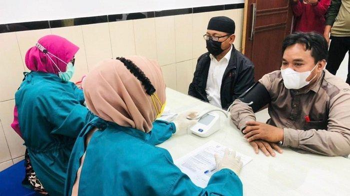 Gelar Vaksinasi Covid-19, BNPT Sasar Mitra Deradikalisasi di Samarinda