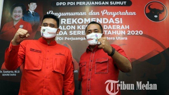 Bobby Nasution-Aulia Rachman Dilantik Jadi Wali Kota dan Wakil Wali Kota Medan Jumat Besok