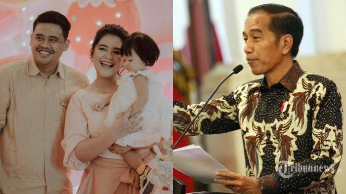Menantu Presiden Joko Widodo, Bobby Nasution, mengembalikan formulir pendaftaran bakal calon Wali Kota Medan ke DPD Partai Demokrasi Indonesia Perjuangan,Sumatera Utara.