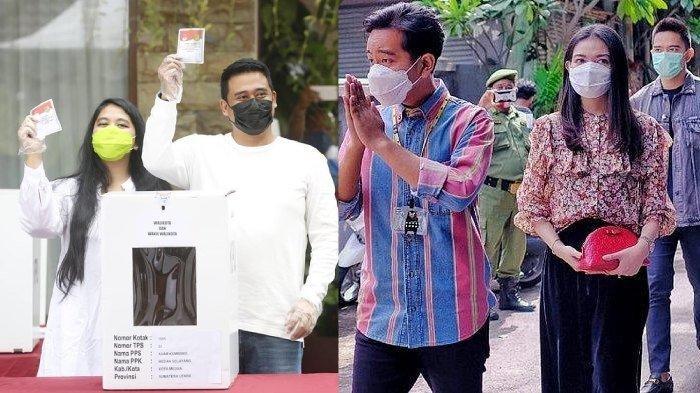 Reaksi Lawan soal Gibran Rakabuming & Bobby Nasution Unggul di Pilkada 2020, Ini Respon Anak Jokowi
