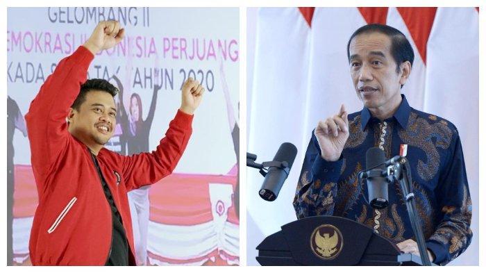 Bobby Nasution Ngaku Sudah Minta Doa Presiden Jokowi Jelang Pelantikannya Sebagai Wali Kota Medan