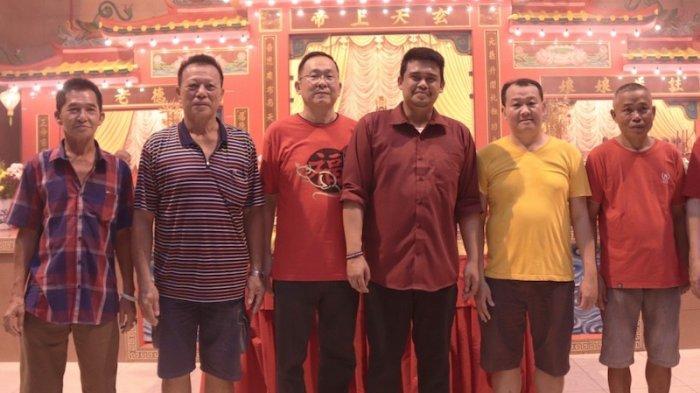 Bobby Nasution Dapat Dukungan Tokoh Masyarakat Tionghoa Jadi Wali Kota Medan