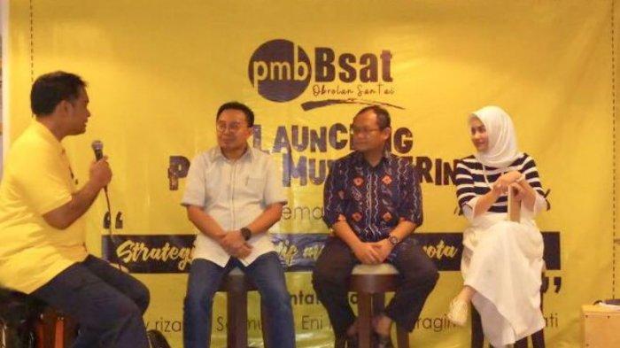 Launching PMB, Deklarasikan Kemenangan Golkar di Pemilu 2019