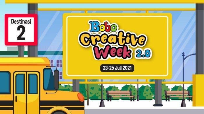 Bertepatan Hari Anak Nasional, Media Anak Grid Network Gelar Program Bobo Creative Week 2.0.
