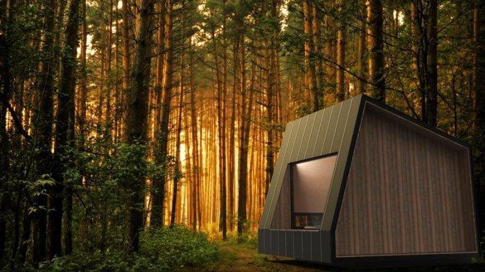 Startup Ini Tawarkan Liburan Nginap di Camping Mini dengan IoT di Wana Wisata Rancaupas