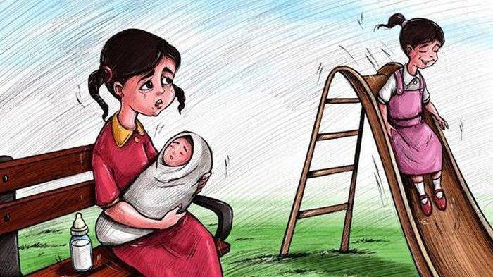 Jodohkan Anak dengan Orang Lebih Tua, Kemenko PMK: Itu Legitimasi Kejahatan Seksual Terhadap Anak