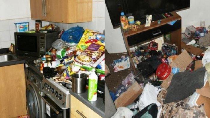 Bocah 7 Tahun Ditemukan di Rumah Penuh Sampah, Jarum Heroin, dan Makanan Busuk, Ortu Pecandu Narkoba
