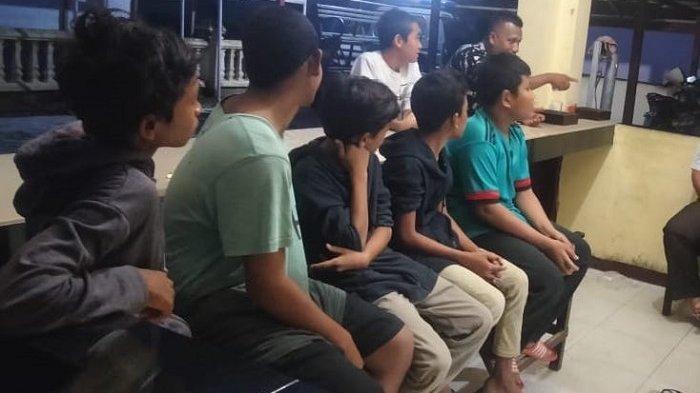 Lima Bocah Disekap Satu Jam Lebih dalam Mobil Ertiga, Sebelum Dilepaskan di Baktiya Barat Aceh