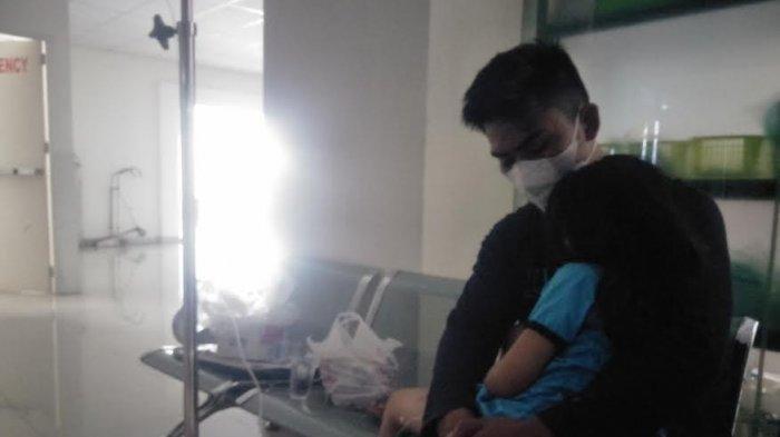 Orang Tua Cekoki Anak Dengan Garam Hingga Tewas, Mata Adiknya Dicongkel Untuk Tumbal Pesugihan