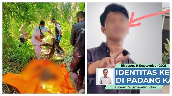 Hilang 2 Bulan, Bocah SMA di Aceh Ditemukan Tinggal Kerangka, Terakhir Pergi Bersama Teman Barunya