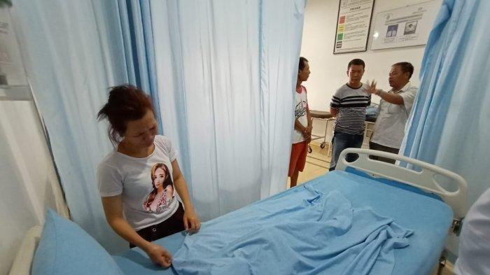 Satuan Reserse Kriminal (Satreskrim) Polresta Deliserdang mengungkap kematian Aliando Saragih, bocah berusia 4 tahun yang merupakan warga Desa Ujung Labuhan, Kecamatan Namorambe, Kabupaten Deliserdang. (Ist/Polresdeliserdang/Indra Gunawan)