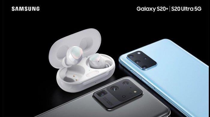 UPDATE Harga HP Samsung Terbaru di Bulan Desember 2020: Galaxy A21s hingga Galaxy S20
