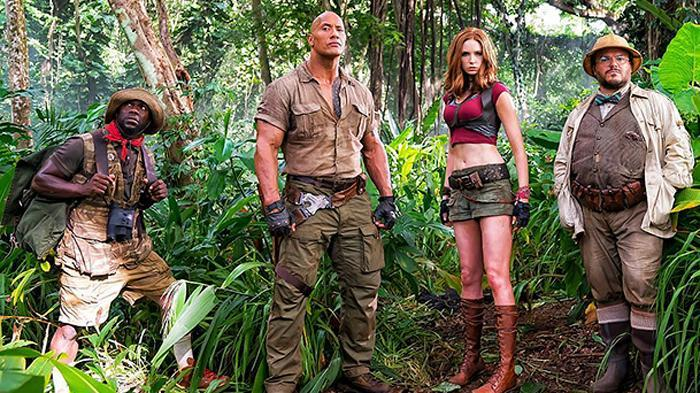 Jumanji: Welcome to the Jungle - Sinopsis Jumanji: Welcome to the Jungle Tayang di Trans TV Pukul 21.30 WIB, Kamis 3 Desember 2020