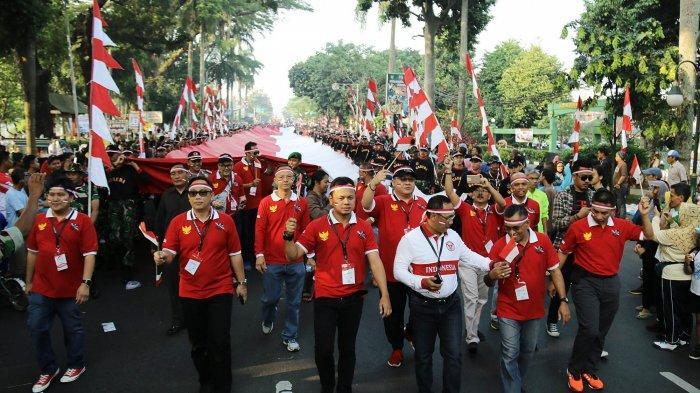 Kemerdekaan di Kota Bogor, Mulai Dari Upacara Bendara Sampai Meriahnya Pesta Rakyat Suasana