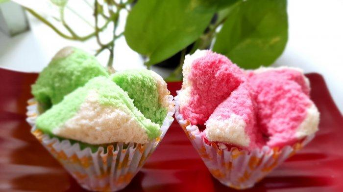 Resep dan Cara Membuat Kue Bolu Kukus Mekar yang Empuk dan Enak