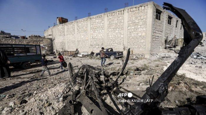 Bom di Aleppo