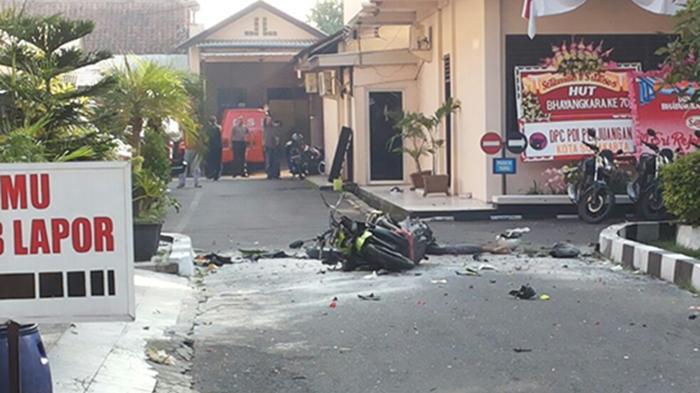 Pengusaha Kulit Asal Magetan Ditangkap Terkait Bom Bunuh Diri di Solo