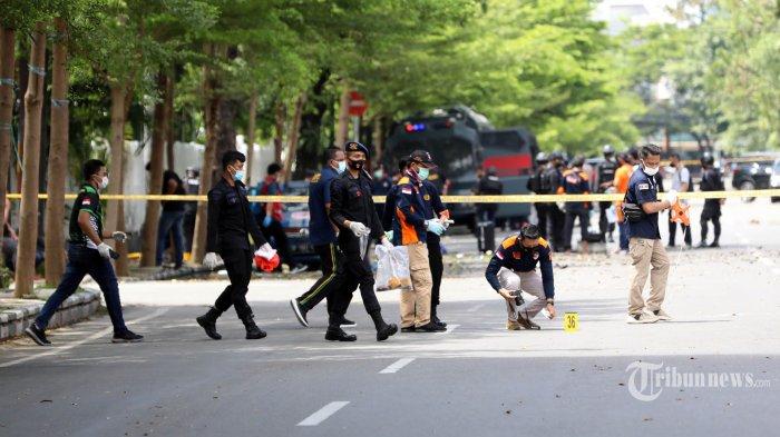 Kondisi Terkini Satpam yang Hadang Pelaku Bom Bunuh Diri Memasuki Gereja Katedral Makassar