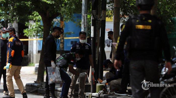 Polri Sebut Dua Tersangka Teroris Bom Makassar Berbaiat Kepada Kelompok JAD di Markas FPI
