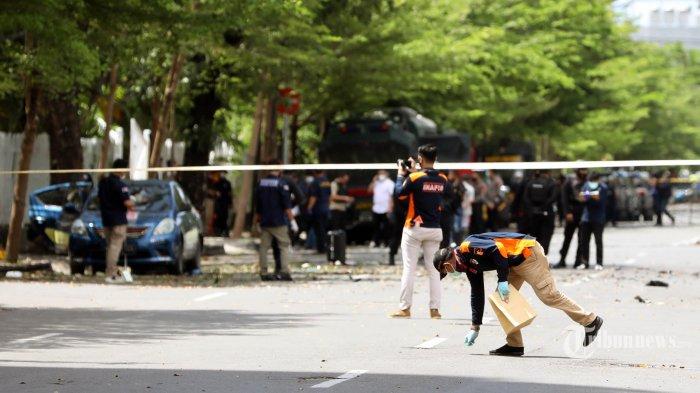 Densus 88 Kembali Tangkap Satu Terduga Teroris Terkait Bom Bunuh Diri di Gereja Katedral Makassar
