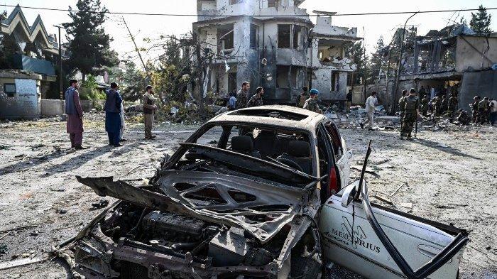 Bom Mobil di Kabil 4 Agustus 2021