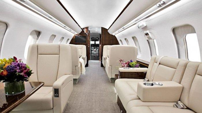 Dengan Dua Dolar Saja, Bisa Makan Malam Mewah di Jet Pribadi, Begini Caranya