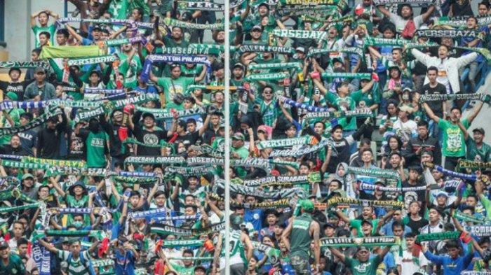 Jelang Babak Final Liga 2 Kontra PSMS Medan, Persebaya Surabaya Dapat 3 Kata Ini dari Bonek