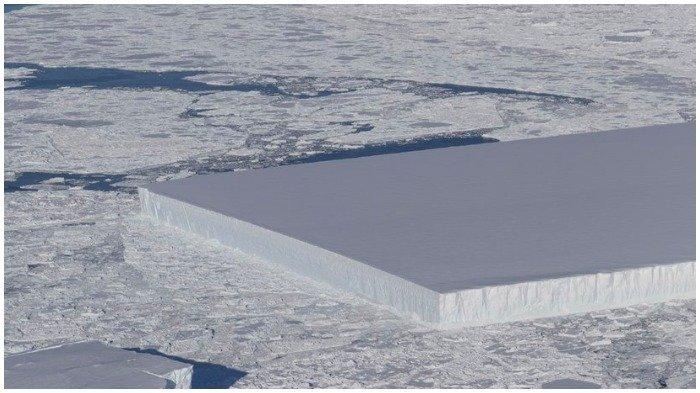 Deretan Fakta Unik Icequake, Gempa yang Terjadi di Lapisan Es Antartika