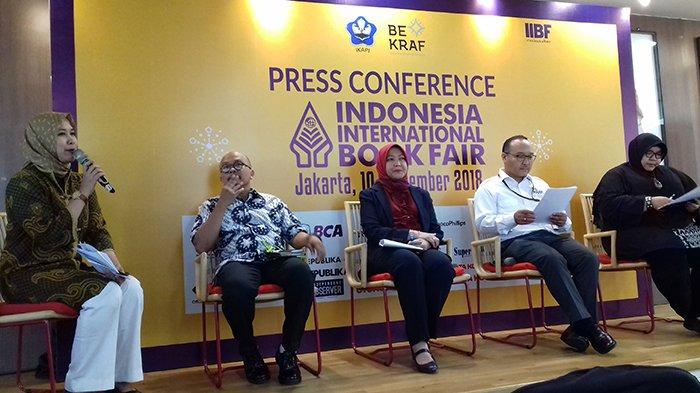 Anda Hobi Baca? Yuk Kunjungi Indonesia International Book Fair 2018