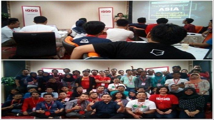 Tiga Tim Terbaik  Bootcamp Yogyakarta Lolos ke Tahap Inkubasi Gerakan Nasional 1000 Startup