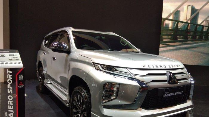 Boyong 7 Line Up di IIMS Hybrid 2021, Mitsubishi Pamer New Pajero Sport Full Body Kit