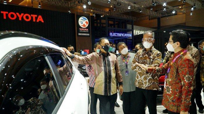 IIMS Hybrid 2021 Jadi Ajang Toyota Rayakan 50 Tahun Kehadirannya di Indonesia