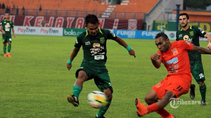 Titus Bonai Rindukan Latihan Bersama Skuat Borneo FC & Merasa Jenuh Latihan Mandiri