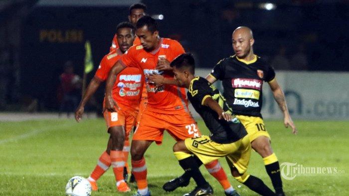 Borneo FC Gagal Menang, Mario Gomez Apresiasi Daya Juang Skuat Pesut Etam