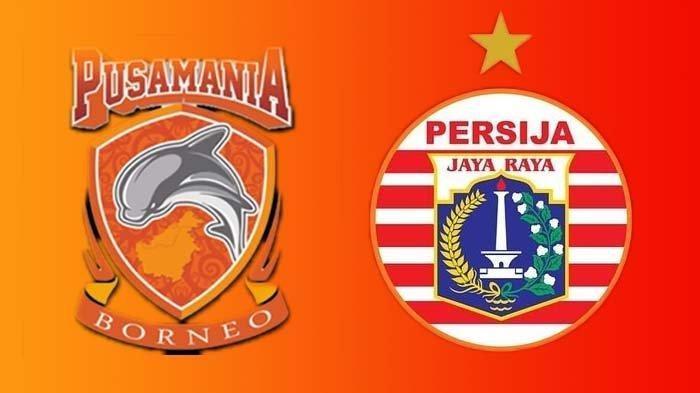 Hasil Borneo FC Vs Persija Jakarta: Lini Depan Tumpul, Tuan Rumah Ditahan Imbang Babak Pertama