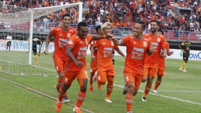 Borneo FC vs PSM, Hadapi Juara Piala Indonesia, Pesut Etam Enggan Buang Poin di Kandang