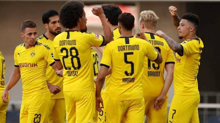 Hasil Bundesliga: Gol Telat Erling Haaland Bawa Borussia Dortmund Tundukkan Fortuna Dusseldorf