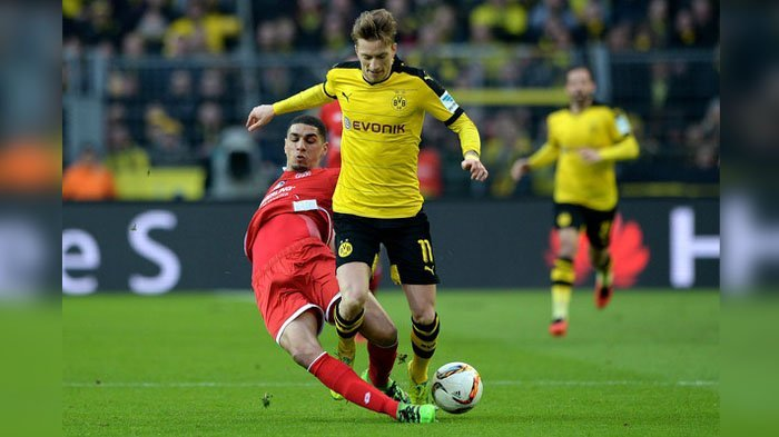 Live Score Hasil Babak Pertama Slavia Praha vs Borrusia Dortmund, Hakimi Bawa Tim Tamu Unggul 0-1