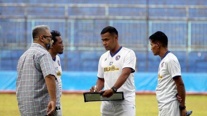LIVE Streaming Indosiar Arema vs Tira Persikabo Piala Menpora 2021, Ini Daftar 28 Pemain Singo Edan