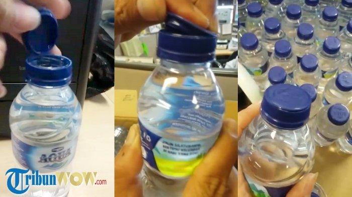 Polisi Dalami Air Minum Kemasan yang Janggal, Peminumnya Sakit Perut