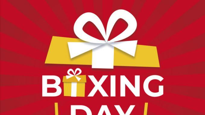 Boxing Day.
