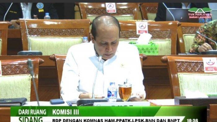 Kepala BNPT Serahkan Bola Panas Polemik Soal TWK Pegawai KPK Kepada BKN
