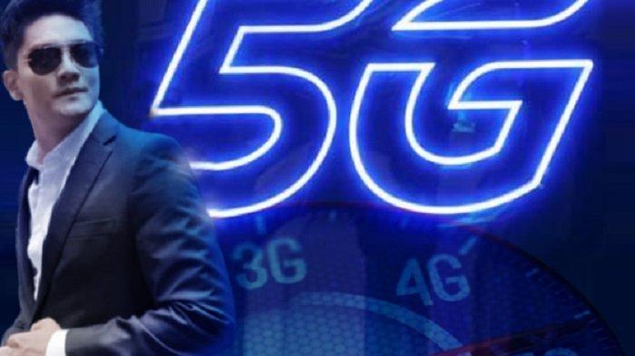 Boy William Membayangkan Jaringan 5G untuk Aktivitas Kanalnya