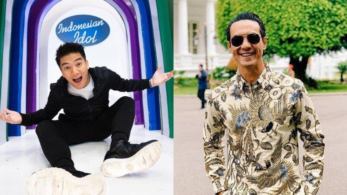 Jadi Host Indonesian Idol 2021, Boy William Minta Diajari, Daniel Mananta Ucap Doa Ini
