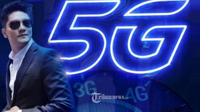 Boy William yang biasa disapa BW ini sangat mendambakan kehadiran teknologi jaringan baru Smartfren 5G untuk mendukung semua kegiatannya. TRIBUNNEWS.COM/IST